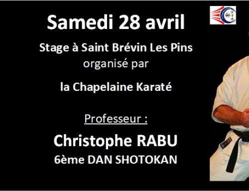 Stage de printemps à Saint Brévin Les Pins