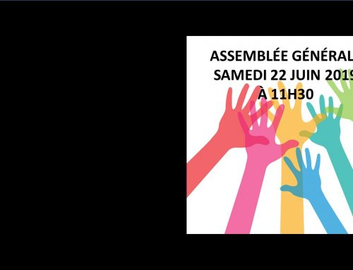 Assemblée générale le 22 juin 2019