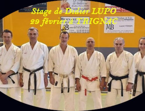 Didier LUPO à Trignac …