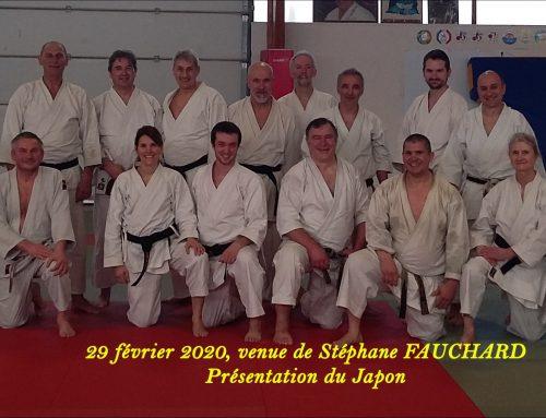 Stéphane FAUCHARD présente le Japon ….