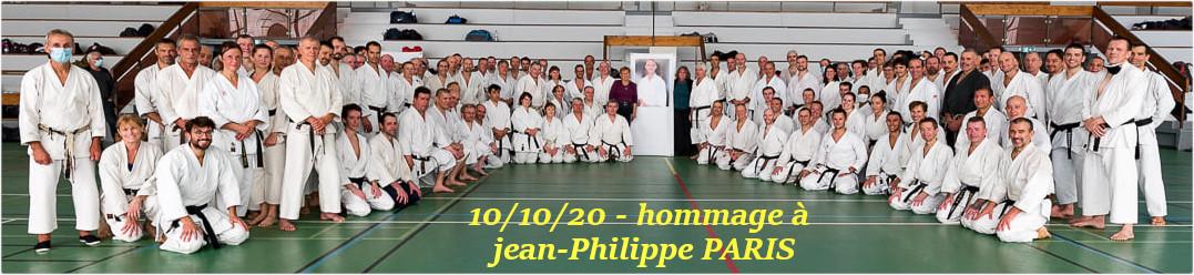 Stage animé par H. DELAGE, C. CLAUSE et J.L. MOREL organisé en hommage à J.P. PARIS